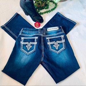 "💙Rock Revival💙 29"" x 35"" Jacklyn Bootcut Jeans"